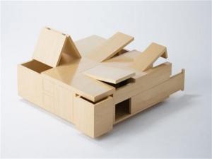 Японские дизайнеры мебели представили новое творение