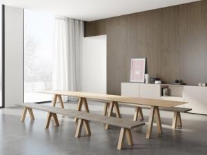 Дубовая мебель — на пике популярности