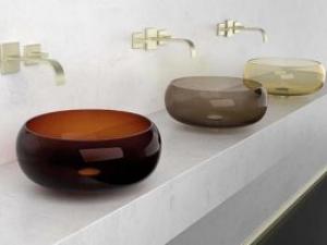 Новые коллекции Glass Design: раковины на любой вкус