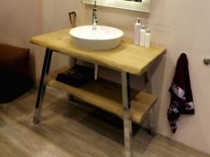 Cape Cod: ванная комната с пляжным настроением