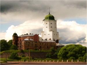 Выборгский замок представит старинные интерьеры
