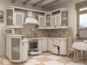 Открытая кухня появилась в торговом центре Сольный