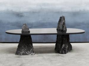 Мебель из мрамора — уникальное решение от Лекса Потта